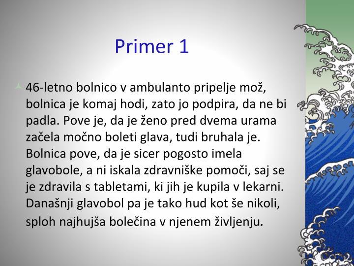 Primer 1