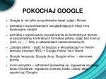 pokochaj google