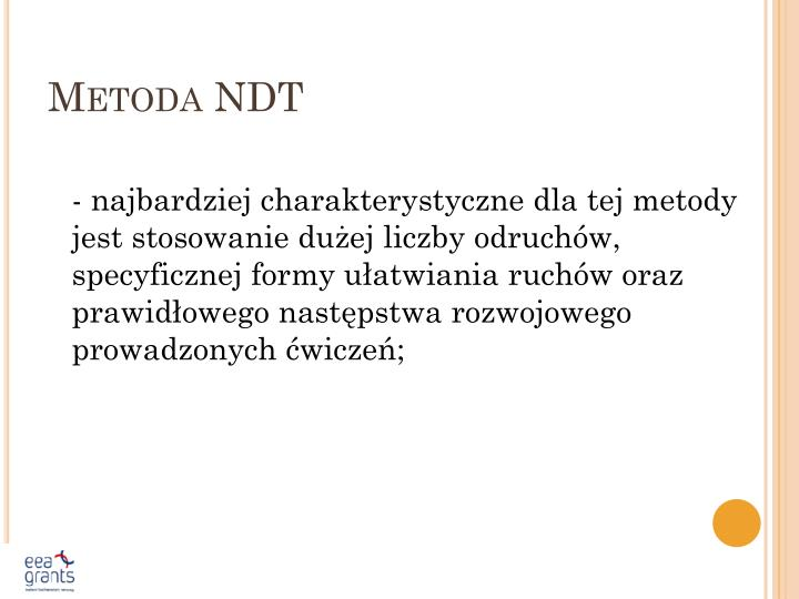 Metoda NDT