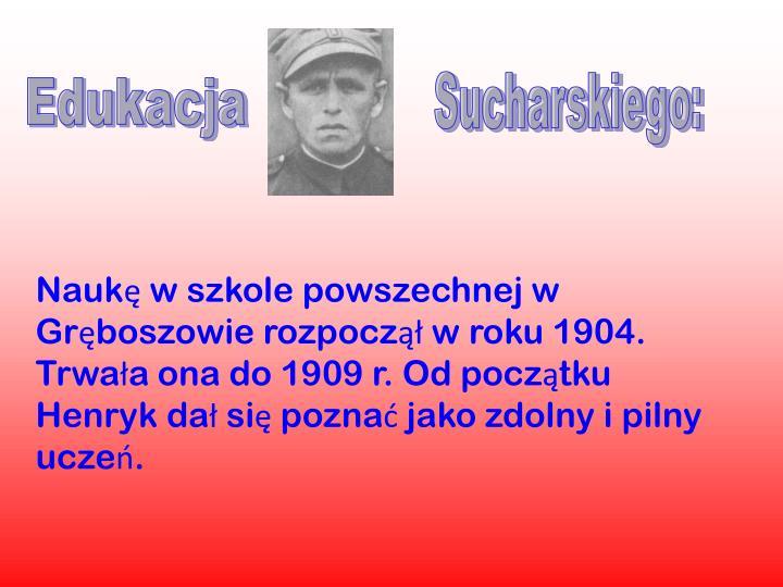 Sucharskiego:
