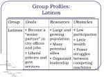 group profiles latinos2
