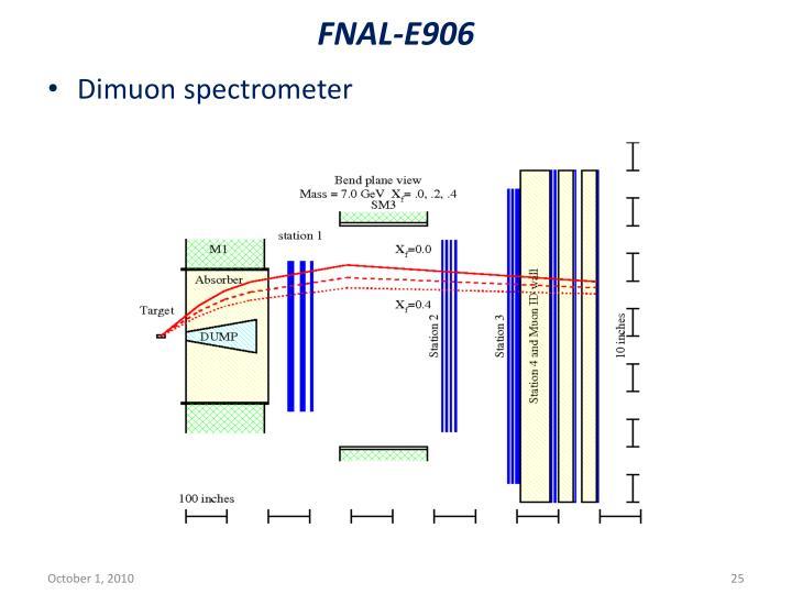 FNAL-E906