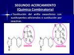 sustituci n del anillo oxazol nico con sustituyentes adicionales o sustituci n por oxacinas