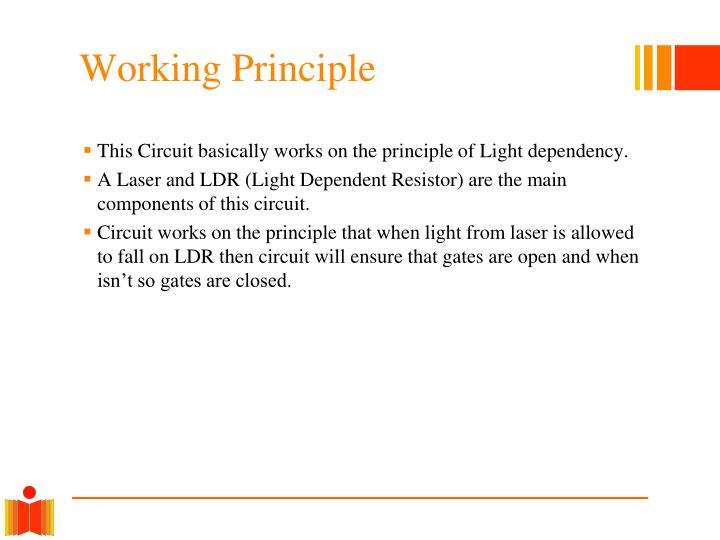 Outstanding Ldr Working Principle Pictures - Electrical Diagram ...