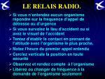 le relais radio1