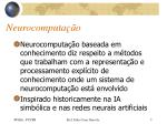 neurocomputa o1
