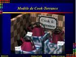 mod le de cook torrance6