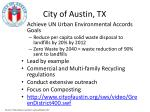 city of austin tx