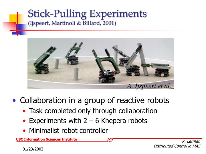 Stick-Pulling Experiments