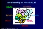 membership of nwss rcn