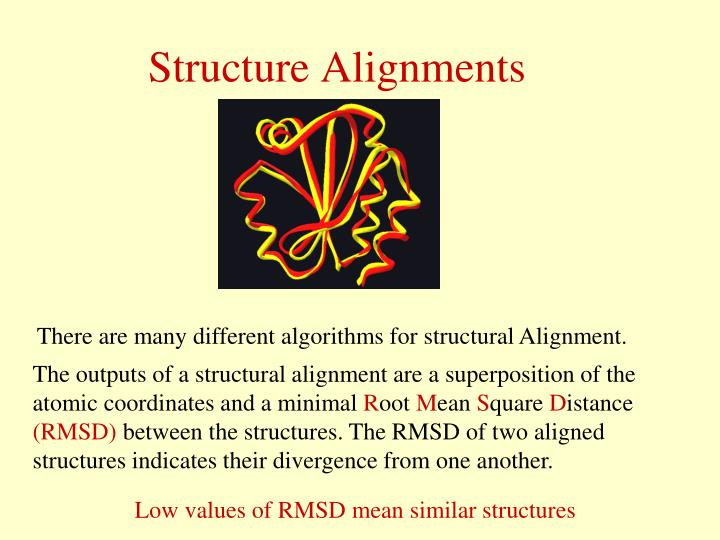 Structure Alignments
