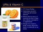 uris vitamin c
