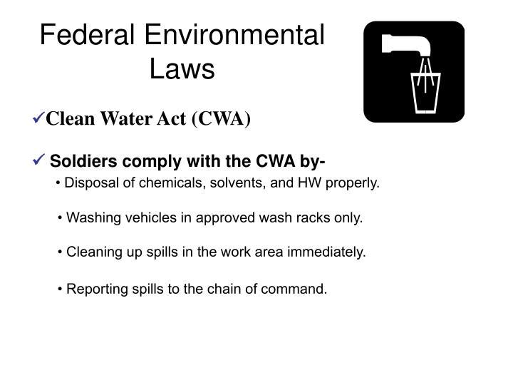 Federal Environmental