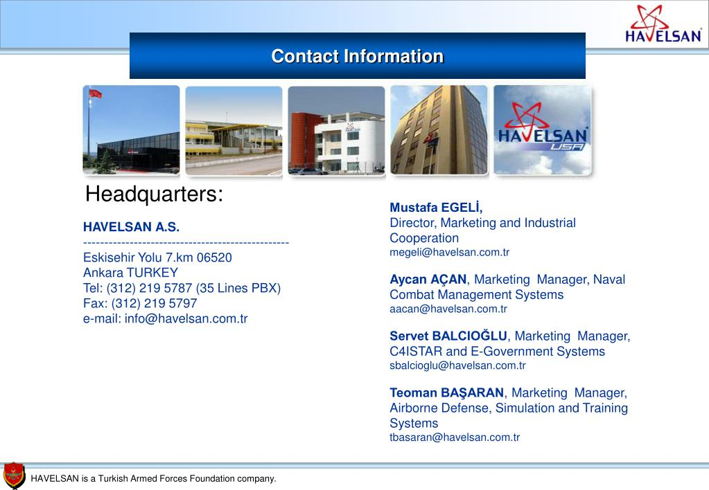 """PPT - """"INFORMATICS AND SYSTEMS HOUSE OF TURKEY"""" PowerPoint"""