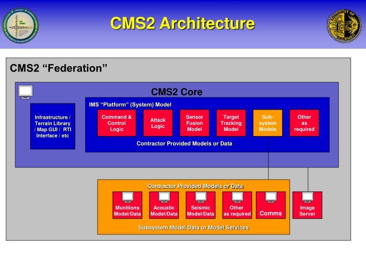 CMS2 Architecture