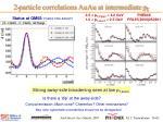 2 particle correlations auau at intermediate p t