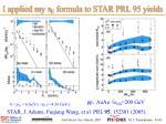 i applied my x e formula to star prl 95 yields