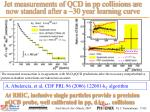 jet measurements of qcd in pp collisions are now standard after a 30 year learning curve