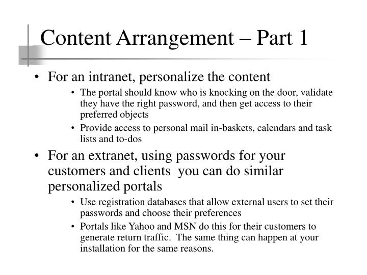 thesis content arrangement This resource provides tips for creating a thesis statement and examples of different types of thesis statements.