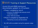 training support resources1