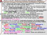 basics of olap relational database management rdbm 1
