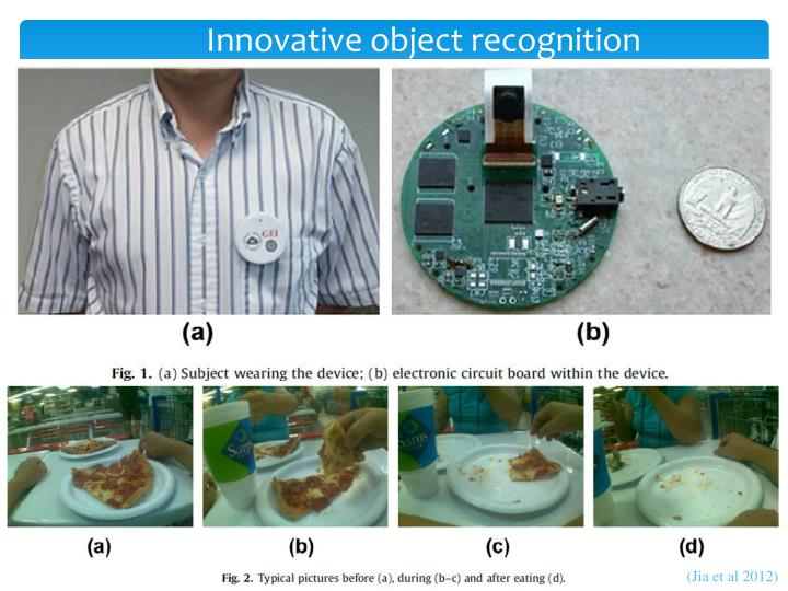 Innovative object recognition