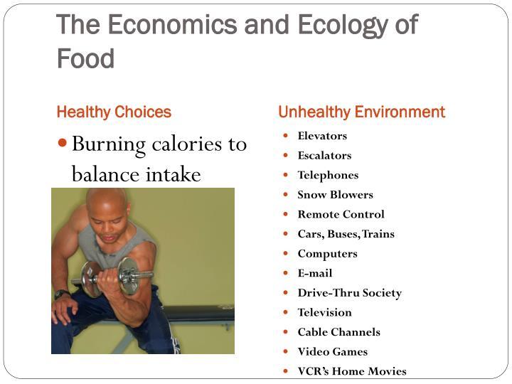 Unhealthy Environment