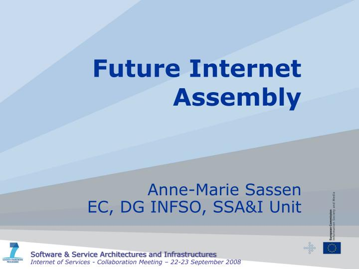 future internet assembly n.