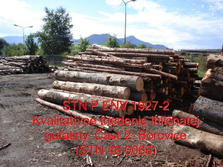 STN P ENV 1927-2