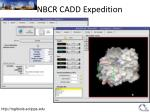 nbcr cadd expedition