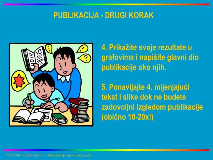 PUBLIKACIJA - DRUGI KORAK