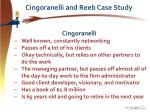 cingoranelli and reeb case study1