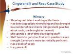 cingoranelli and reeb case study4