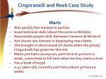 cingoranelli and reeb case study5