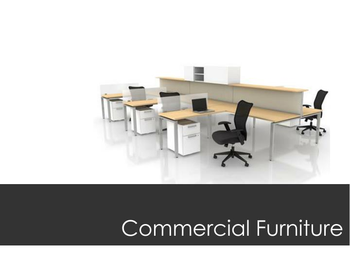commercial furniture n.