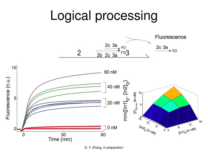 Logical processing