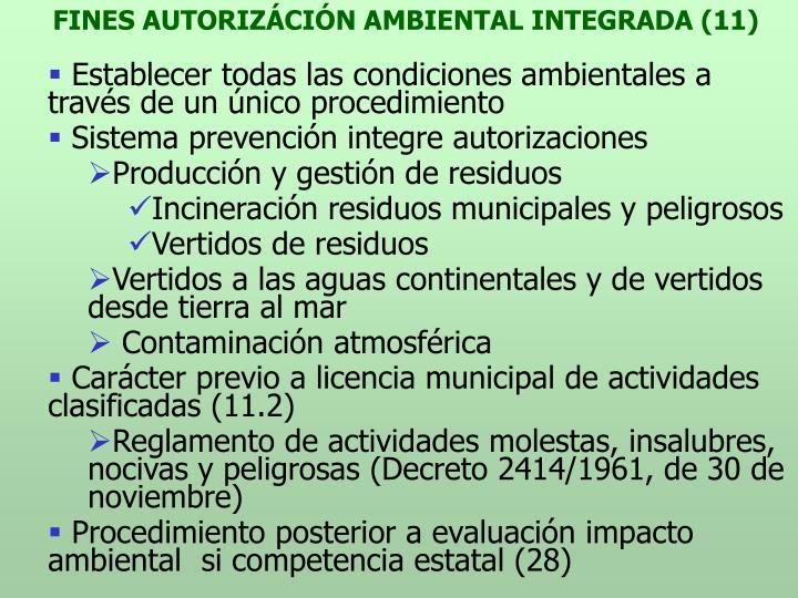 FINES AUTORIZÁCIÓN AMBIENTAL INTEGRADA (11)