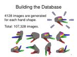 building the database1