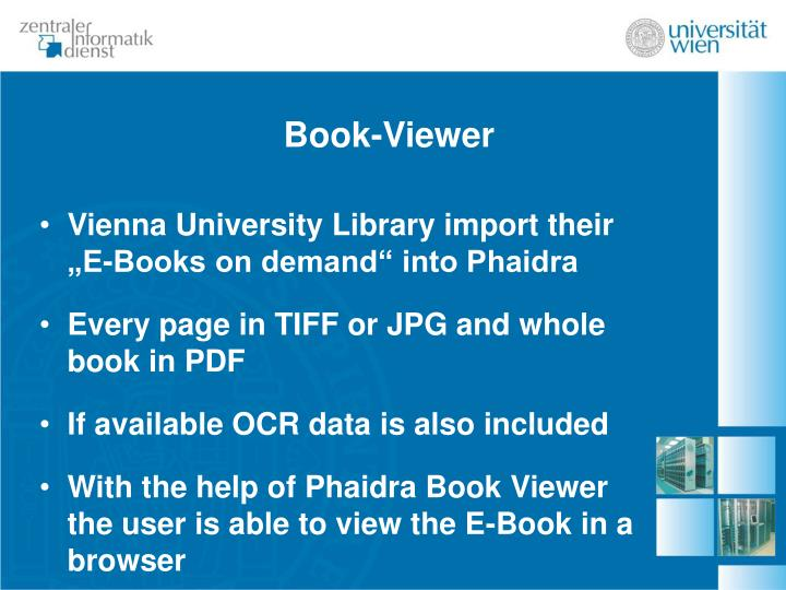 Book-Viewer
