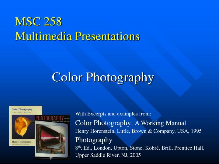 msc thesis powerpoint presentation