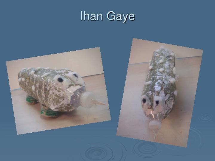 Ihan Gaye