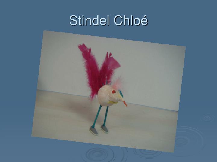 Stindel Chloé