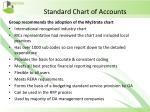 standard chart of accounts1