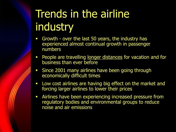 dynamic pricing in the airline industry The airline industry has long been recognized as the leader in dynamic pricing atpco is leading the discussion on what dynamic pricing means and working with carriers to define future requirements in airline pricing and revenue management.