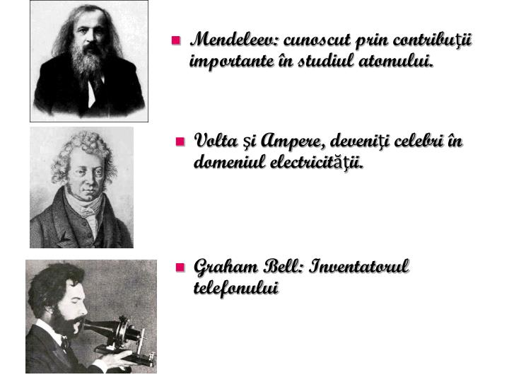 Mendeleev: