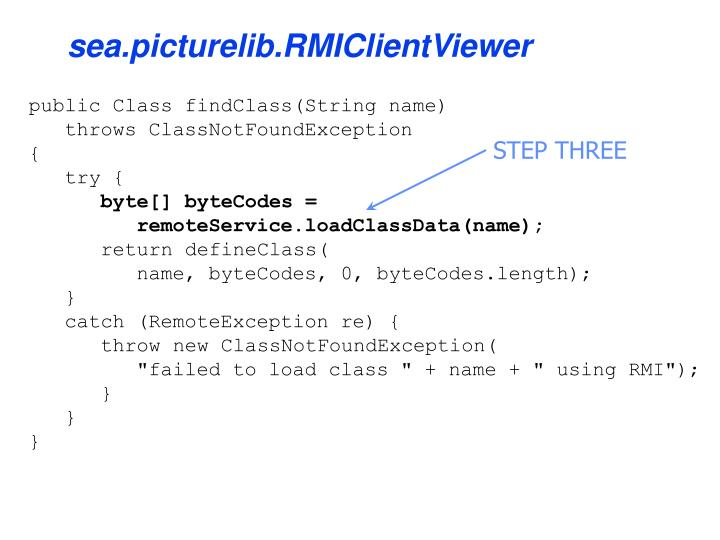 public Class findClass(String name)