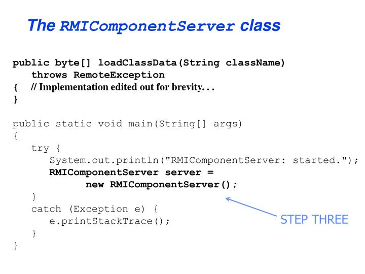 public byte[] loadClassData(String className)