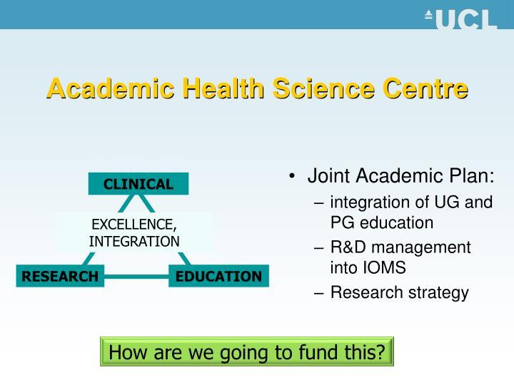 Academic health science centre