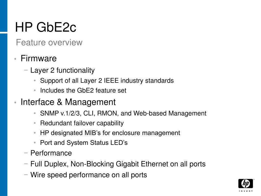PPT - HP BladeSystem c - C lass PowerPoint Presentation - ID:4776040