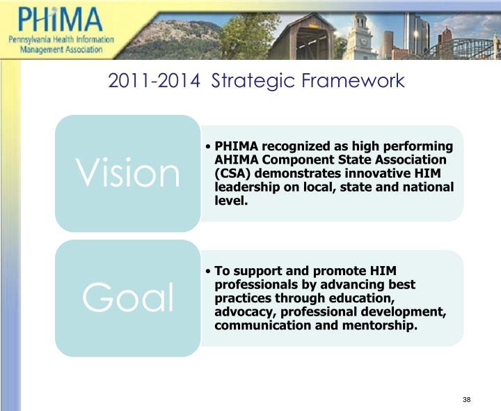 2011-2014  Strategic Framework